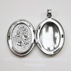Металлические подвески медальоны для бижутерии