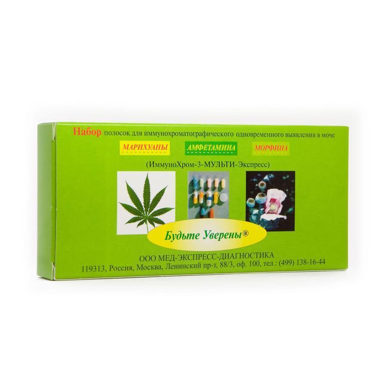 Тесты на наркотики