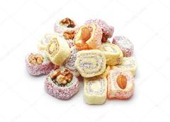 Восточные сладости и цукаты