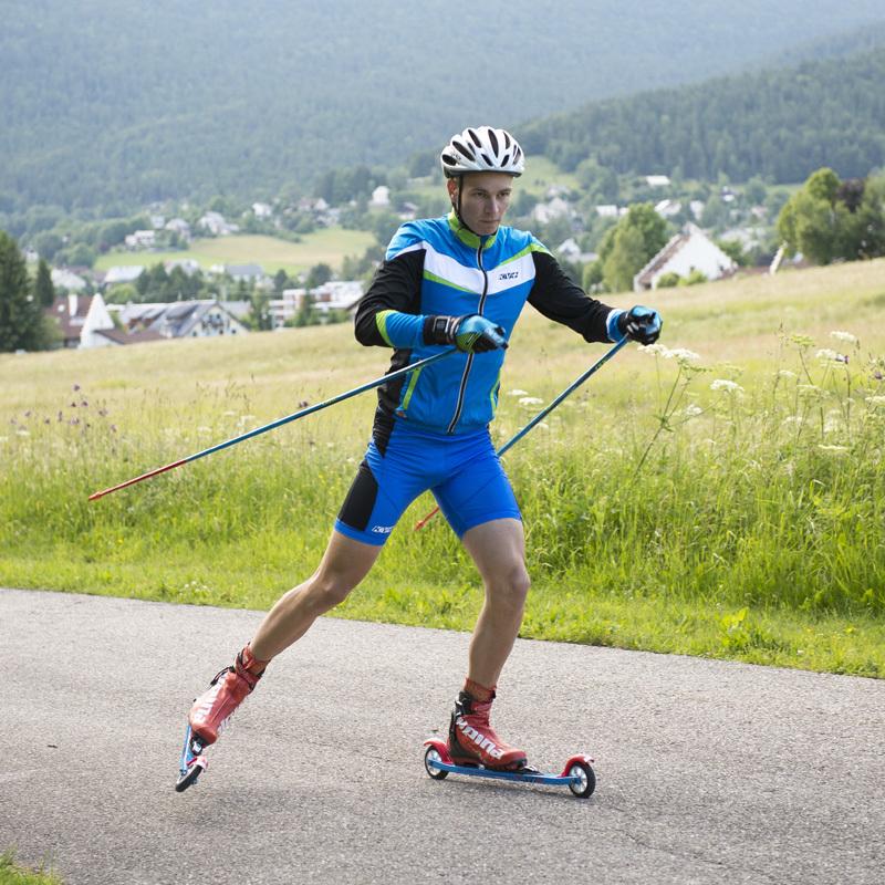 Лыжероллеры для конькового хода