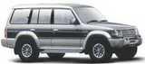 Mitsubishi Pajero II (1990 - 2004)