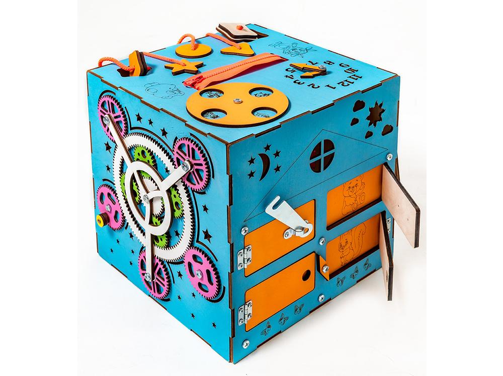 Кубик в кубе чем мы заняты