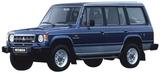 Mitsubishi Pajero I (1982 - 1991)