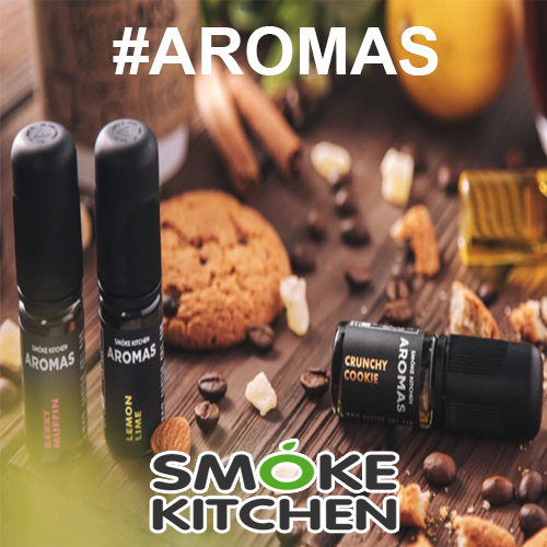 AROMAS 2.0 by Smoke Kitchen