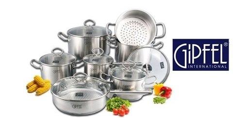 GIPFEL, Наборы посуды купить