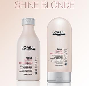 Shine Blonde - Для светлых волос