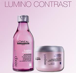 Lumino Contrast - Для мелированных волос