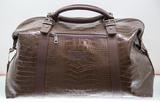 Кожаные дорожные сумки/ ручные клади