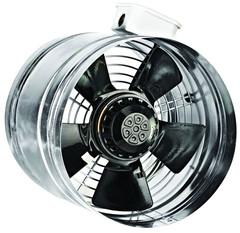 Осевые вентиляторы серии BORAX