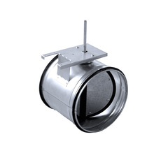 ZSK. Дроссель-клапан под электропривод/Электроприводы