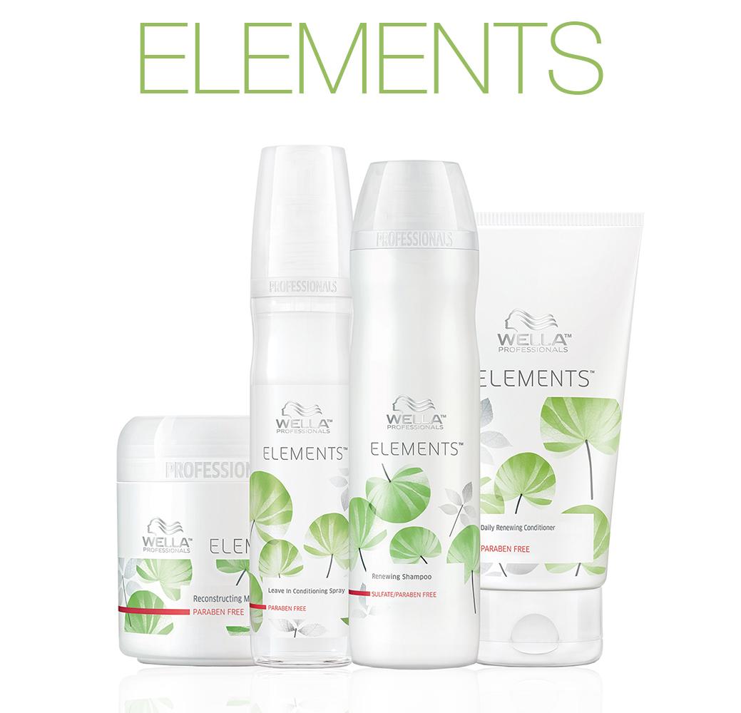 Elements - натуральный уход