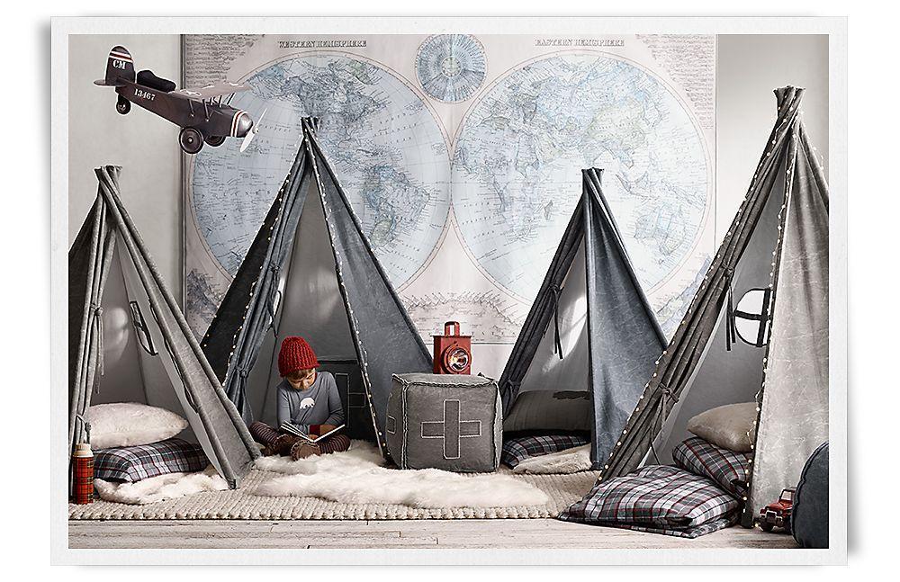 Игровая комната для мальчиков