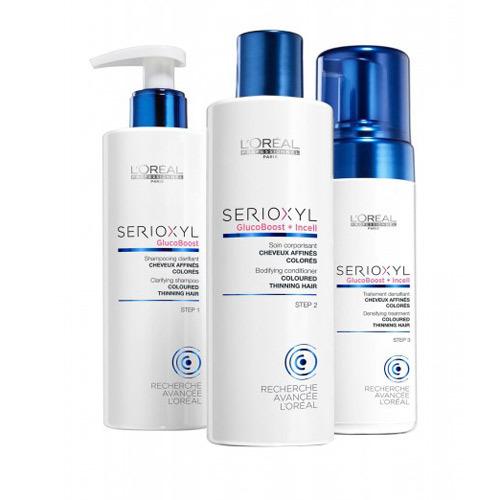 Serioxyl Уплотнение волос