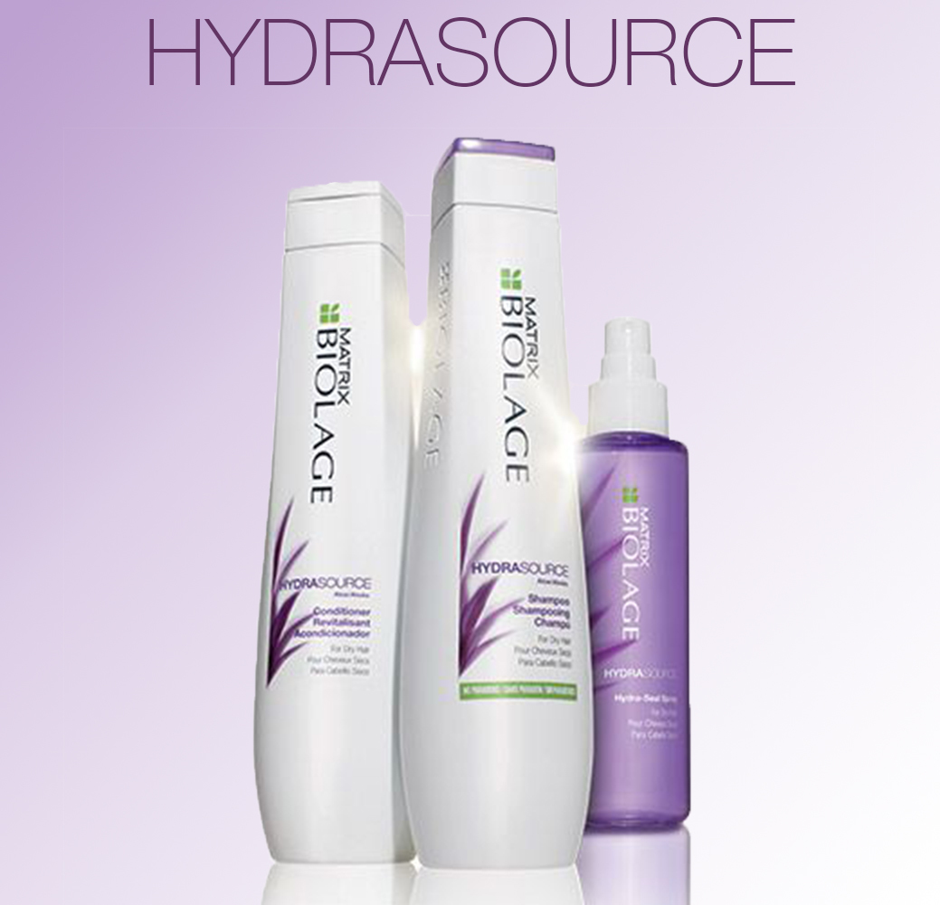 Hydrasource - Для интенсивного увлажнения волос