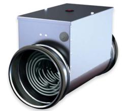 Электрические нагреватели для круглых каналов