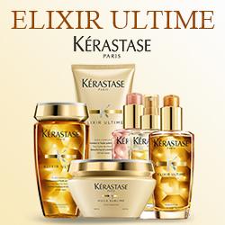 Elixir Ultime - Магия масел для преображения волос