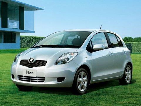 VITZ (II) 01.2005-07.2005