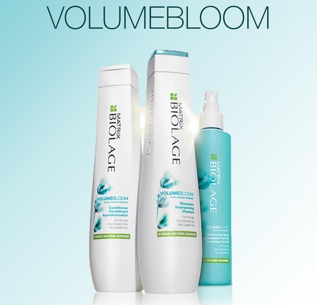 Volumebloom - Для придания объема тонким волосам
