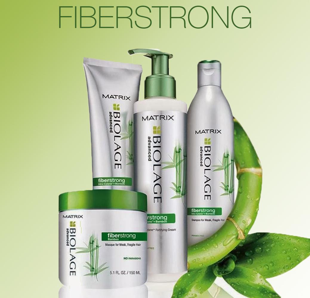 Fiberstrong - Для поврежденных волос