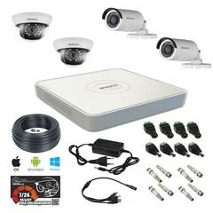 Комплекты видеонаблюдения HiWatch