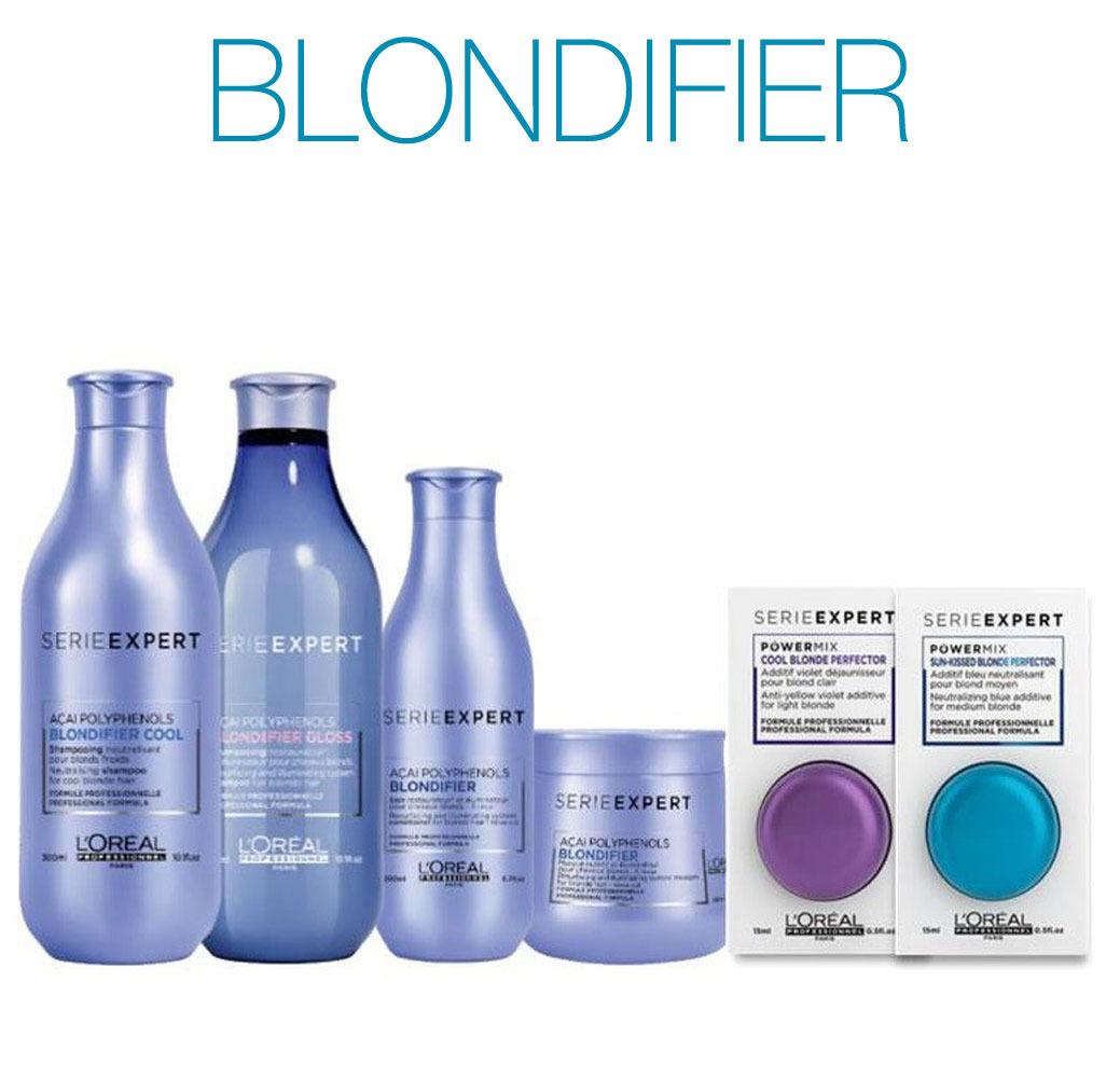 Blondifier - Поддержание оттенков блонд