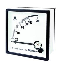 Щитовые измерительные приборы