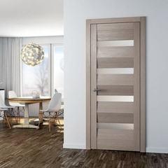 Современные двери модерн, хай-тек
