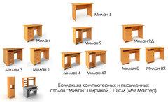 """Столы и стеллажи """"Милан"""" (МФ Мастер)"""