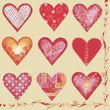 Сердца, любовь