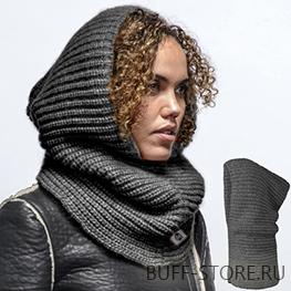 Стильные шарфы-трубы
