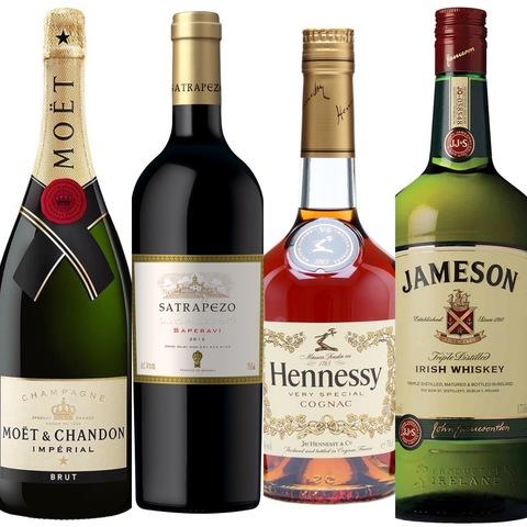 ღვინო/ალკოჰოლი