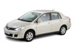 Чехлы на Nissan Tiida