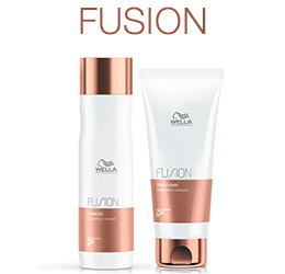 Fusion - для ломких волос