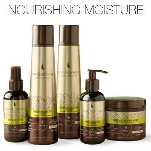 Nourishing Moisture - Питание и увлажнение для сухих волос