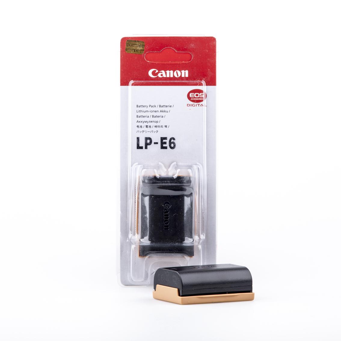 Аккумуляторы Canon * *