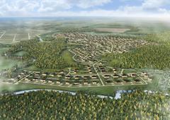 Поселки в Заокском районе