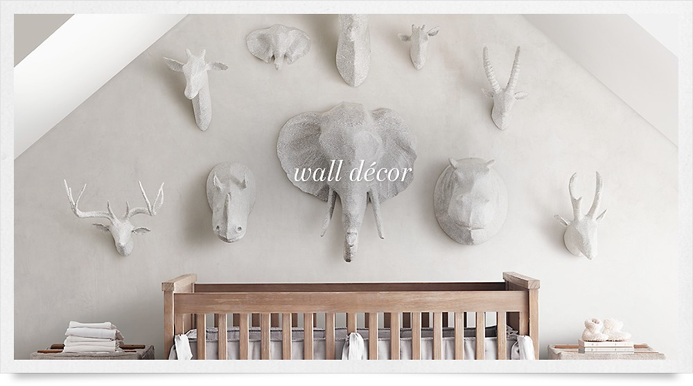 Декор Restoration Hardware Baby & Child