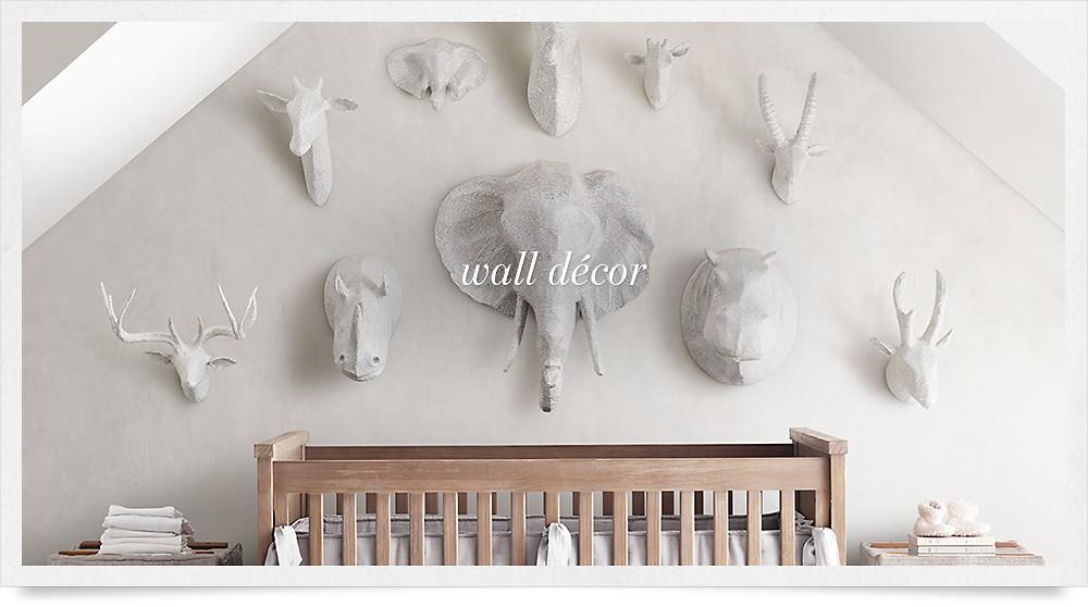Декор Restoration Hardware Baby & Child