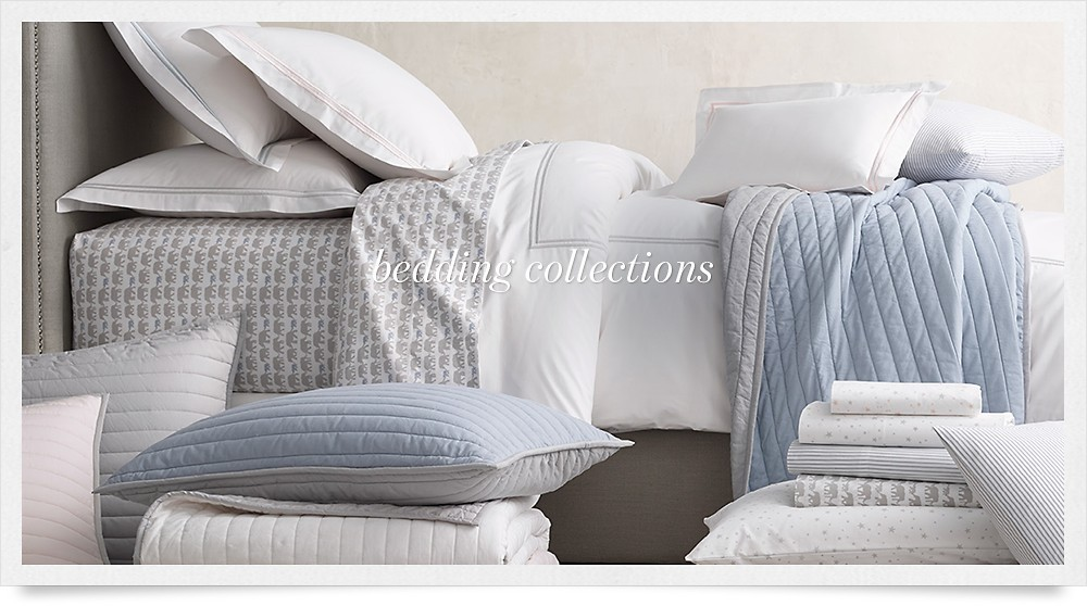 Постельное белье Restoration Hardware Baby & Child