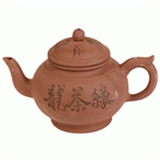 Чайники из глины