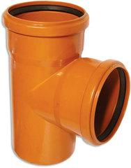 Наружняя канализация (рыжая)
