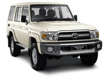 Toyota Land Cruiser 70 серии