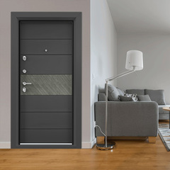 Входные двери с шумоизоляцией