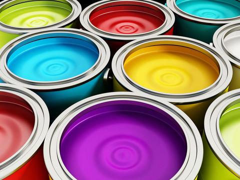 Краски и эмали