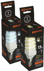 Лампы компактные люминисцентные