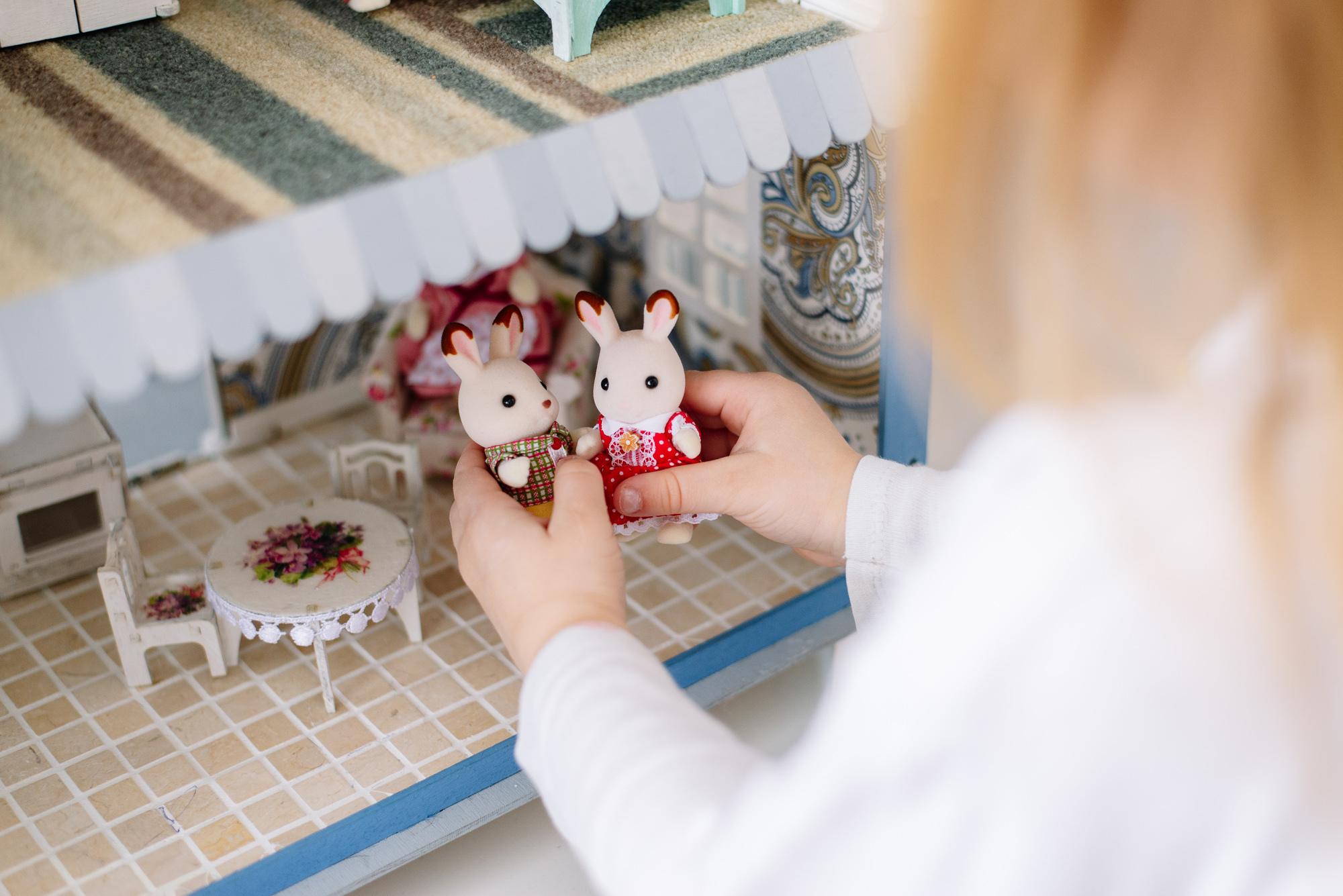 Куклы для домиков