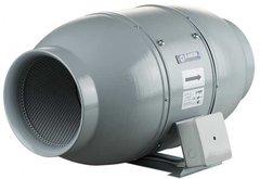 Вентилятор осевой серии Iso-Mix в звукопоглощающим корпусе