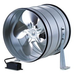 Вентилятор осевой серии Tubo-M/Tubo-MZ