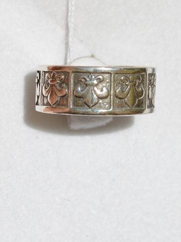 Серебряные кольца без камней