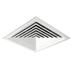 4VA- приточно-вытяжные решетки потолочной установки